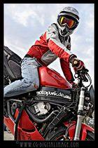 Stuntbike Motopunk Nico - German Racewars