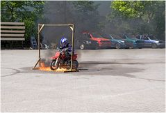 Stuntshow Dortmund-Oestrich 08.05.2011
