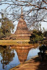 Stupa im Doppel