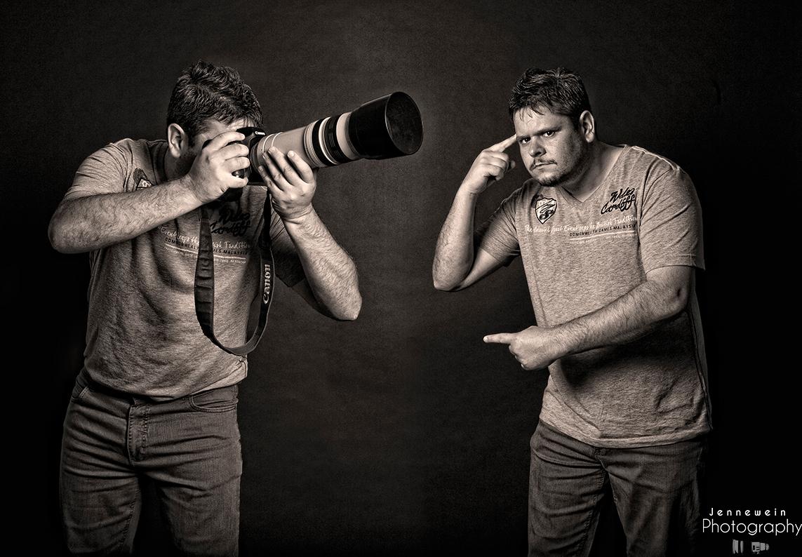 Stupid Photographer