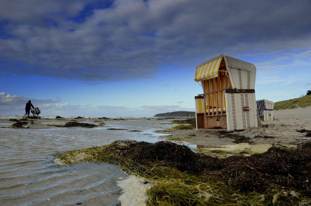 Sturm auf Hiddensee