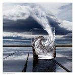 """...""""Sturm im Wasserglas"""" ...."""