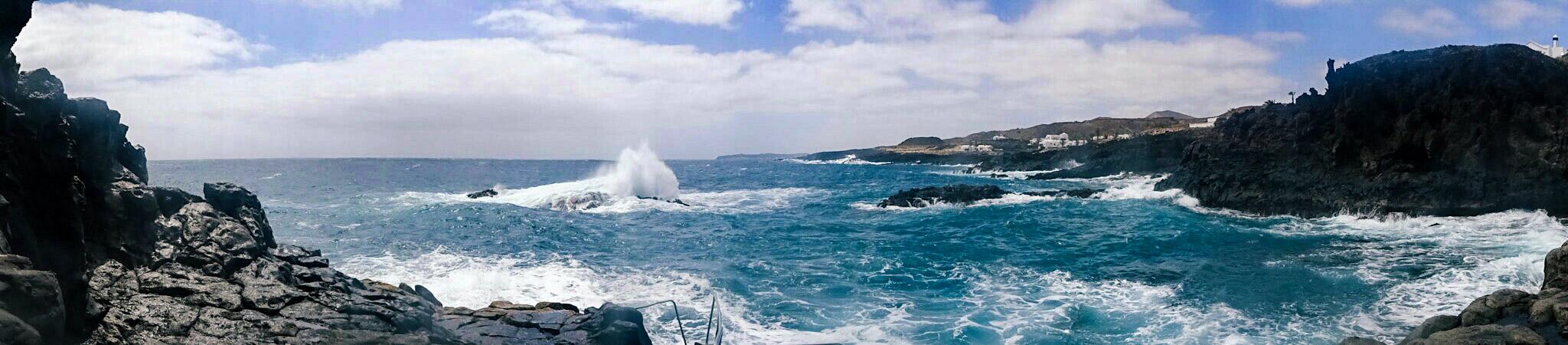 Sturm im Wasserglas Atlantik