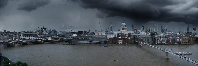 Sturm über London City