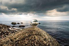 Sturm zieht auf über der Ostsee