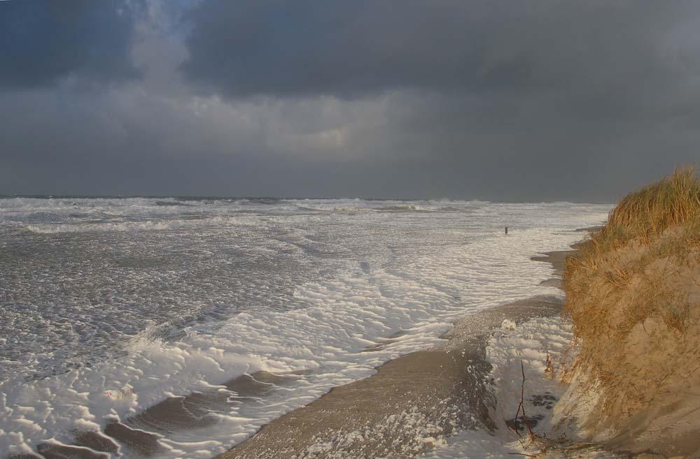 Sturmflut am Sonntag