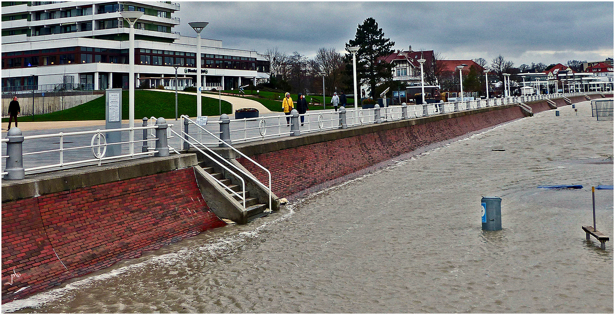 Sturmflut Ostsee