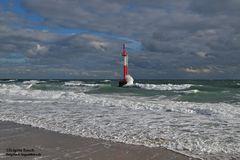 Sturmtage am Meer
