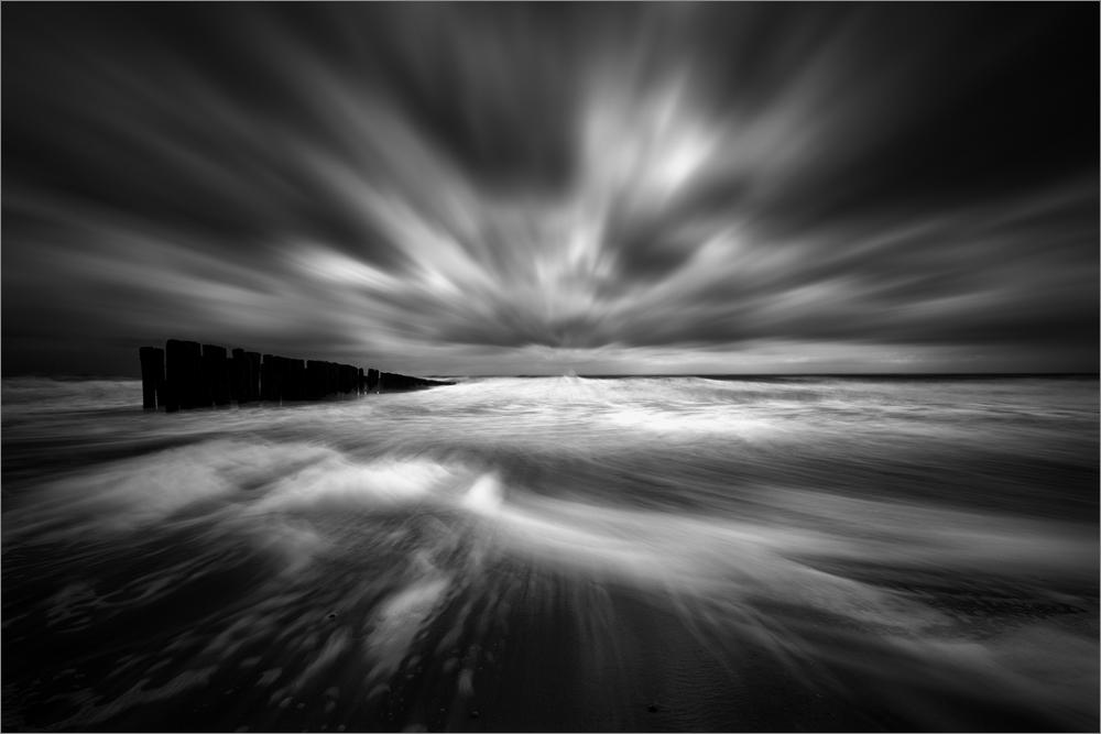Sturmtief an der Nordsee