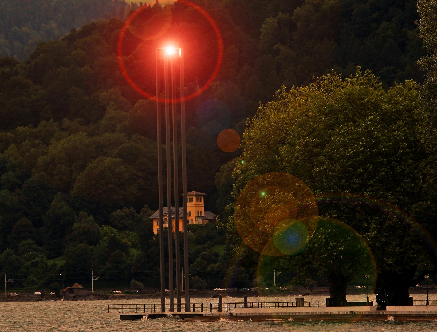 Sturmwarnung am Bodensee