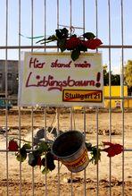 Stuttgart 21 - Der Lieblingsbaum