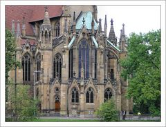 Stuttgart - An der Johanneskirche