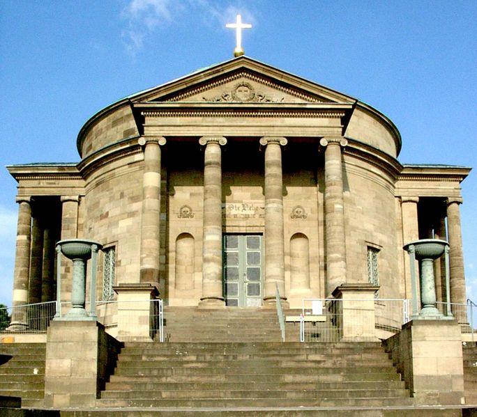Stuttgart, Grabkapelle Rotenberg