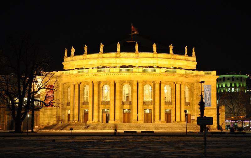 Stuttgart, Staatstheater