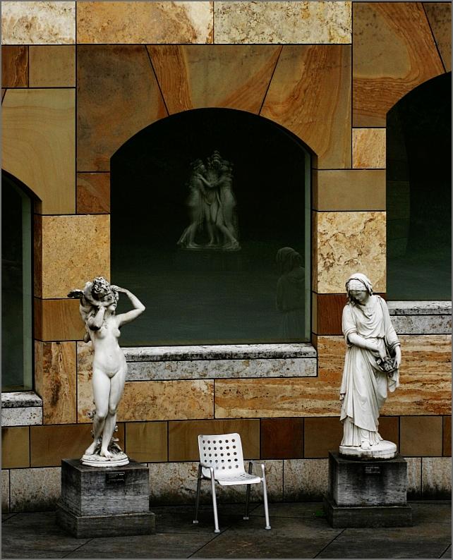 Stuttgart: Statuen