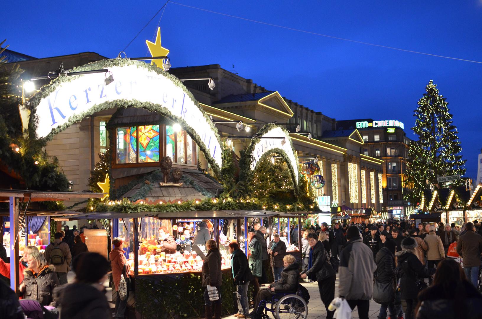 Stuttgart Weihnachtsmarkt.Stuttgart Weihnachtsmarkt Foto Bild Sonstiges Natur