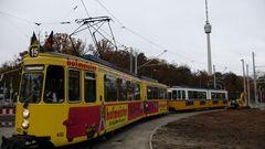 Stuttgarter Straßenbahn Linie 15 ist Geschichte