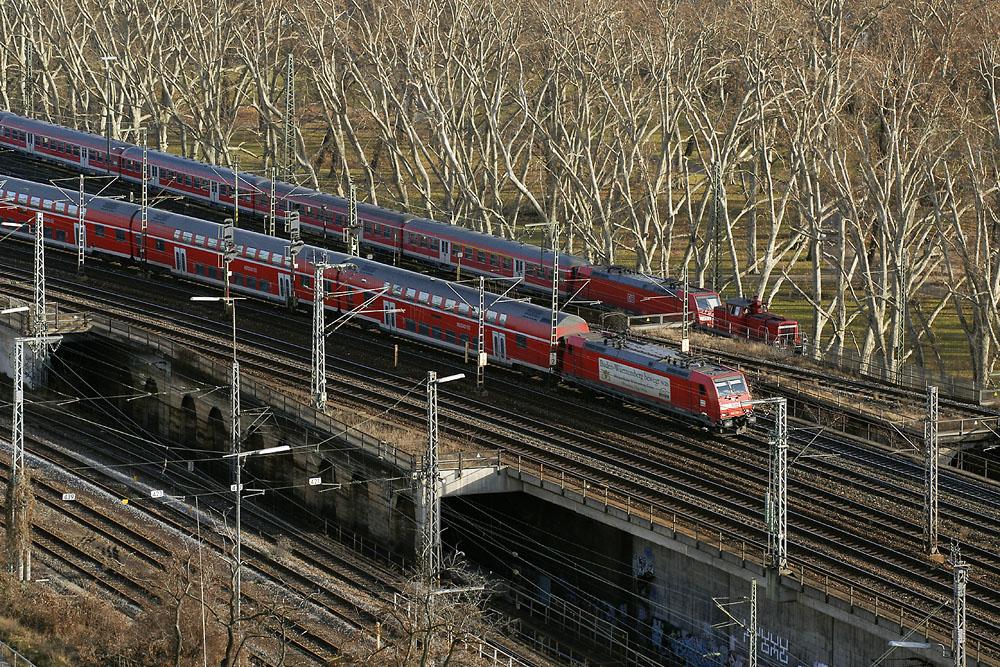 """""""Stuttgarter Tunnelgebirge"""" (1)"""