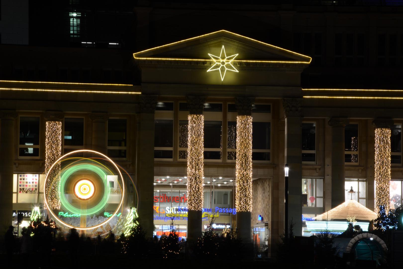 Stuttgarter Weihnachtsmarkt 2013