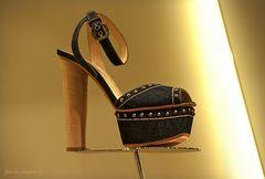 Stylistische Schuhe