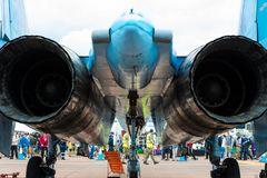 SU-27 Engine