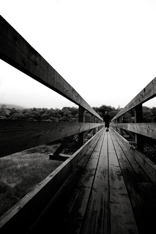 Su un ponte