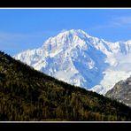 Sua maestà le Mont Blanc