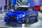 SUBARU IMPREZA WRX Concept Car