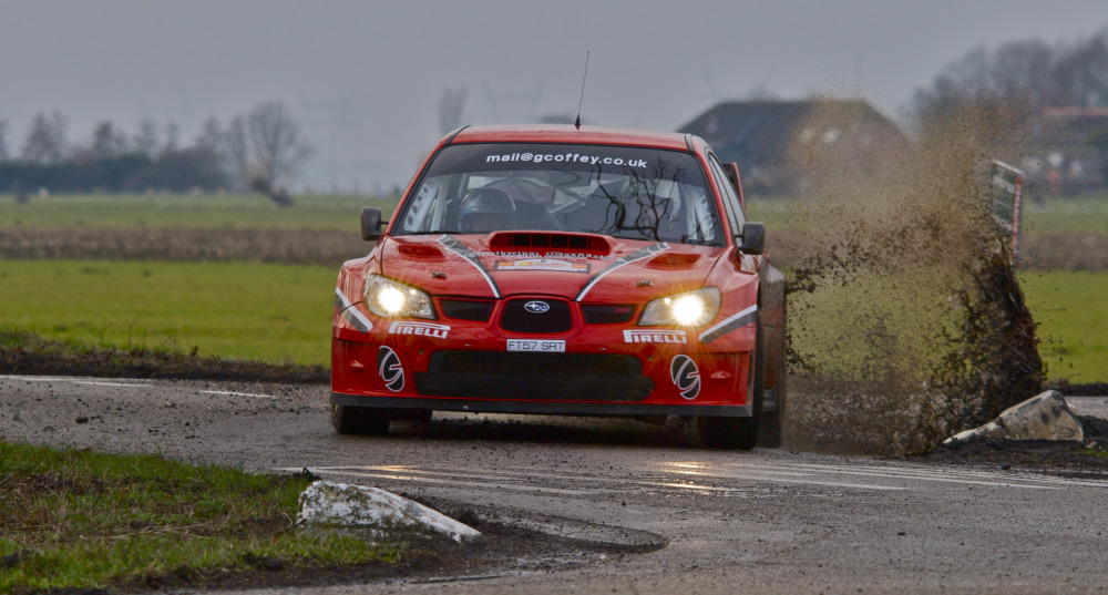 Subaru WRC S12
