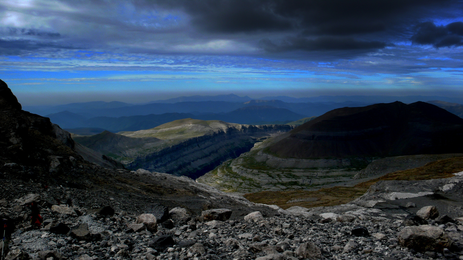Subida Monte Perdido ( Pirineos- España)