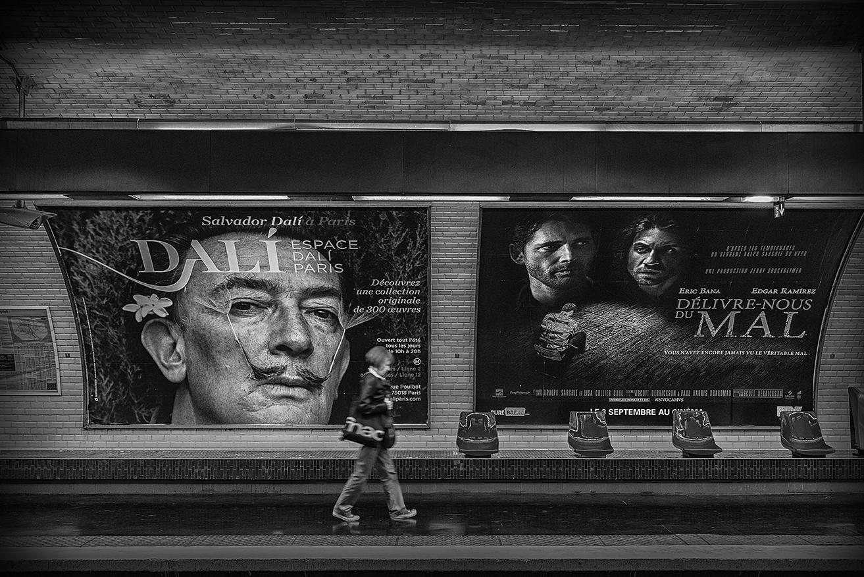 Subway....