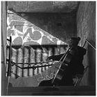 subway cellist