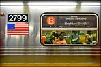 Subway Line B, New York City Serie III