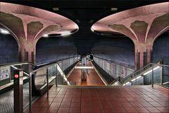 * Subway station *