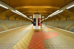 Subway Stations of Frankfurt Alte Oper