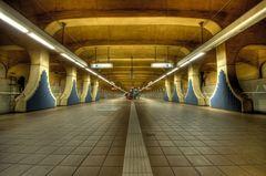 Subway Stations of Frankfurt # Alte Oper#
