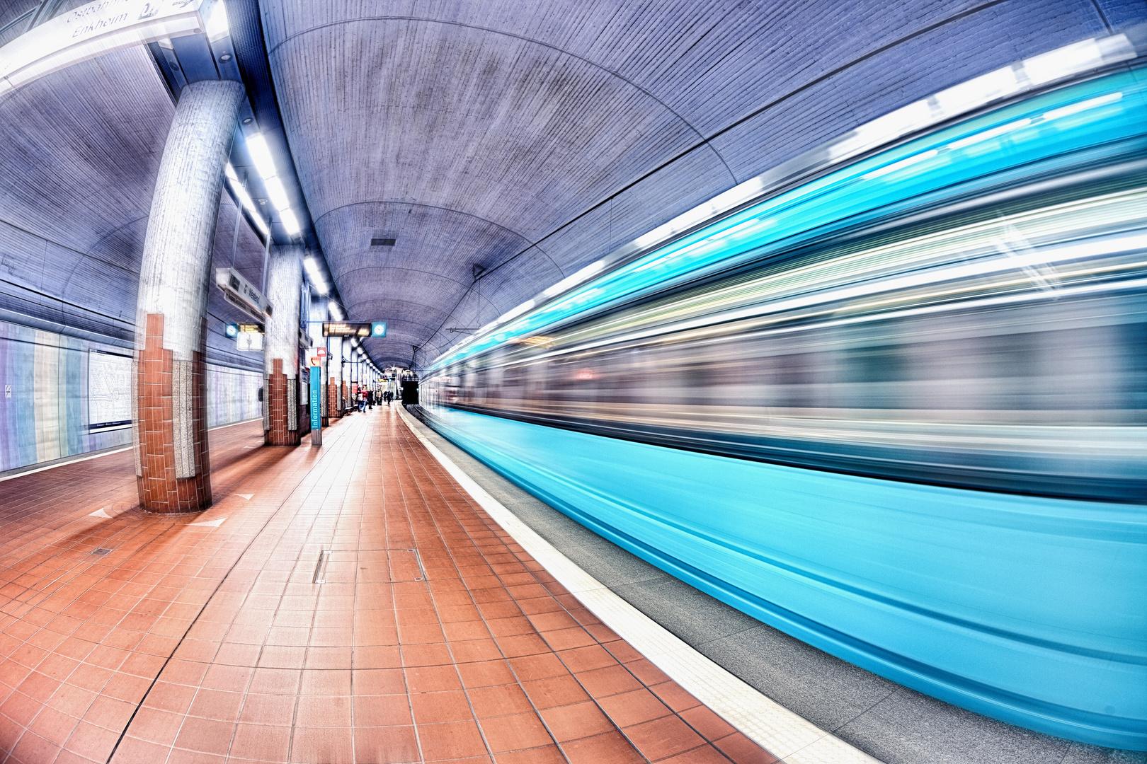 Subway VII