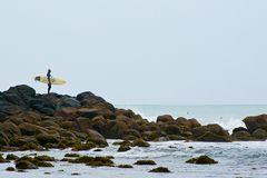 Suche nach der passenden Welle