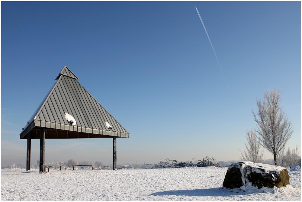 Suderwicher Alm im Winter