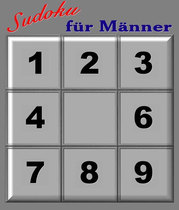 Sudoku für Männer