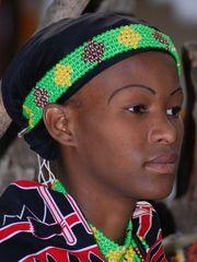 Südafrikanische Schönheit 1