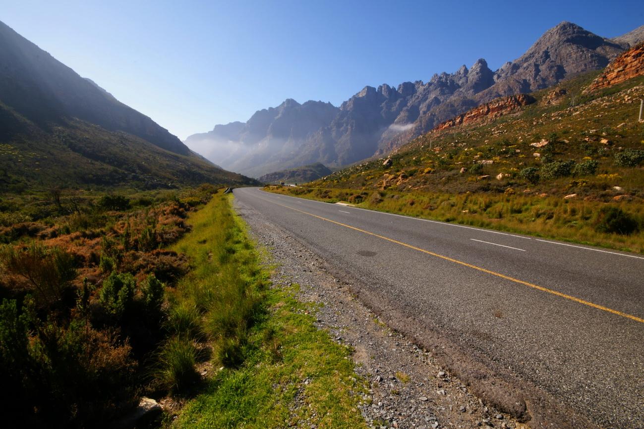 Südafrikas Route 62