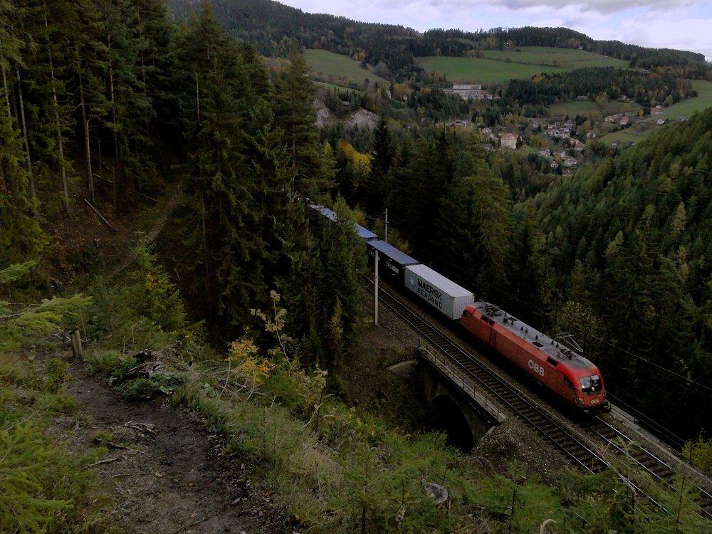 Südbahn-Exkursion 2013 - Neue Ansichten /1