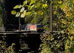 Südbahnexkursion 2014 - Den eigenen Fahrweg dabei