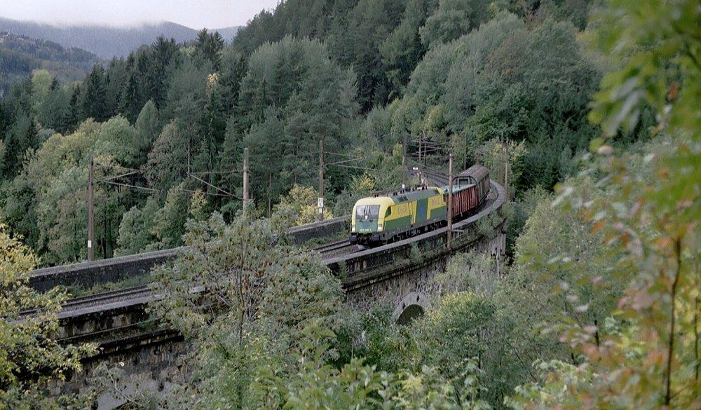 Südbahnexkursion 2014 - es geht wieder los ..