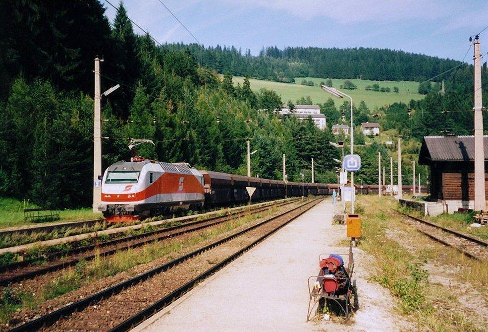 Südbahnexkursion spezial - Gäste und Exoten