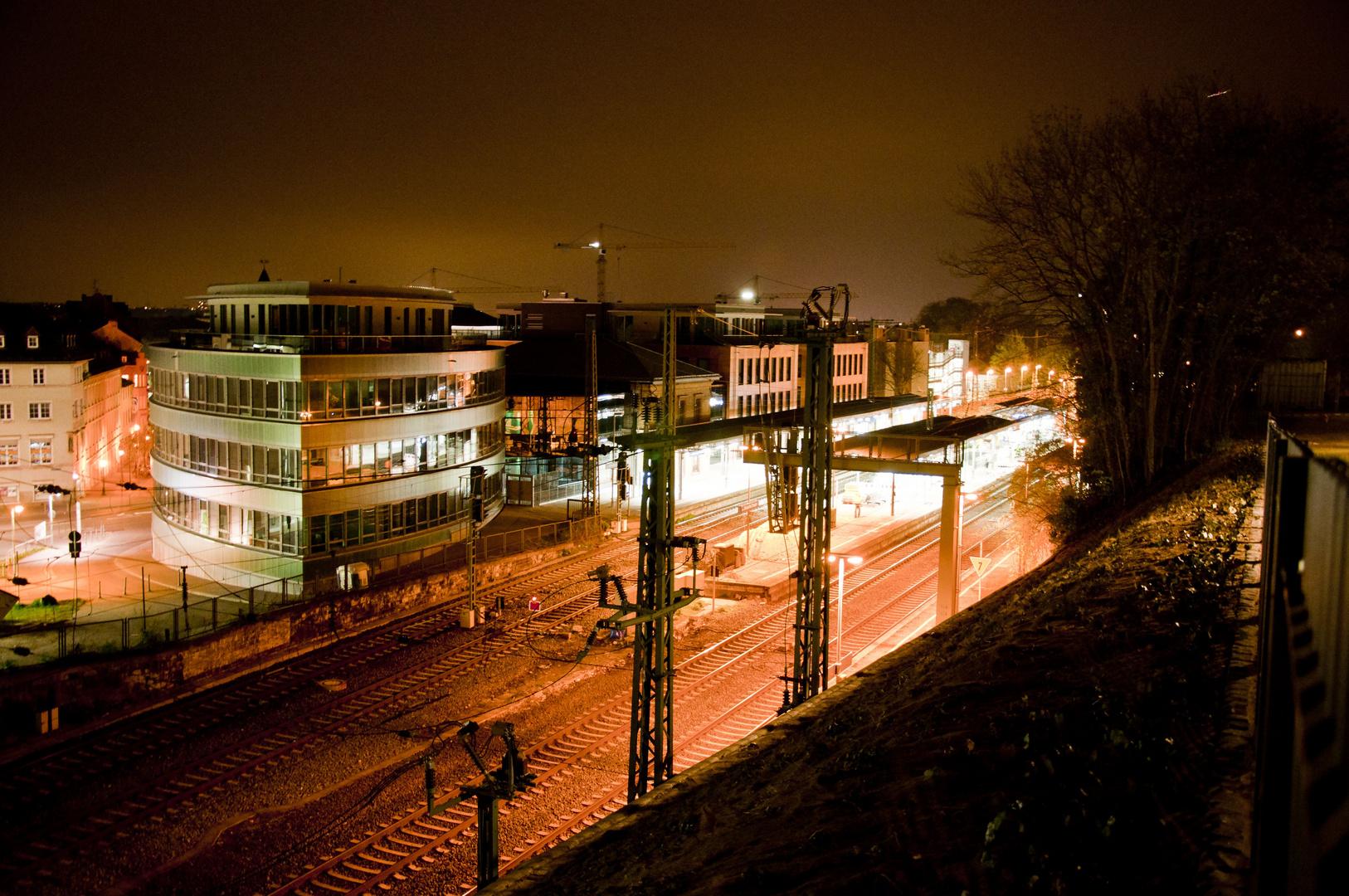 Südbahnhof Mainz