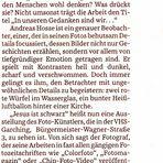 """"""" Süddeutsche Zeitung Oktober 2012 """""""