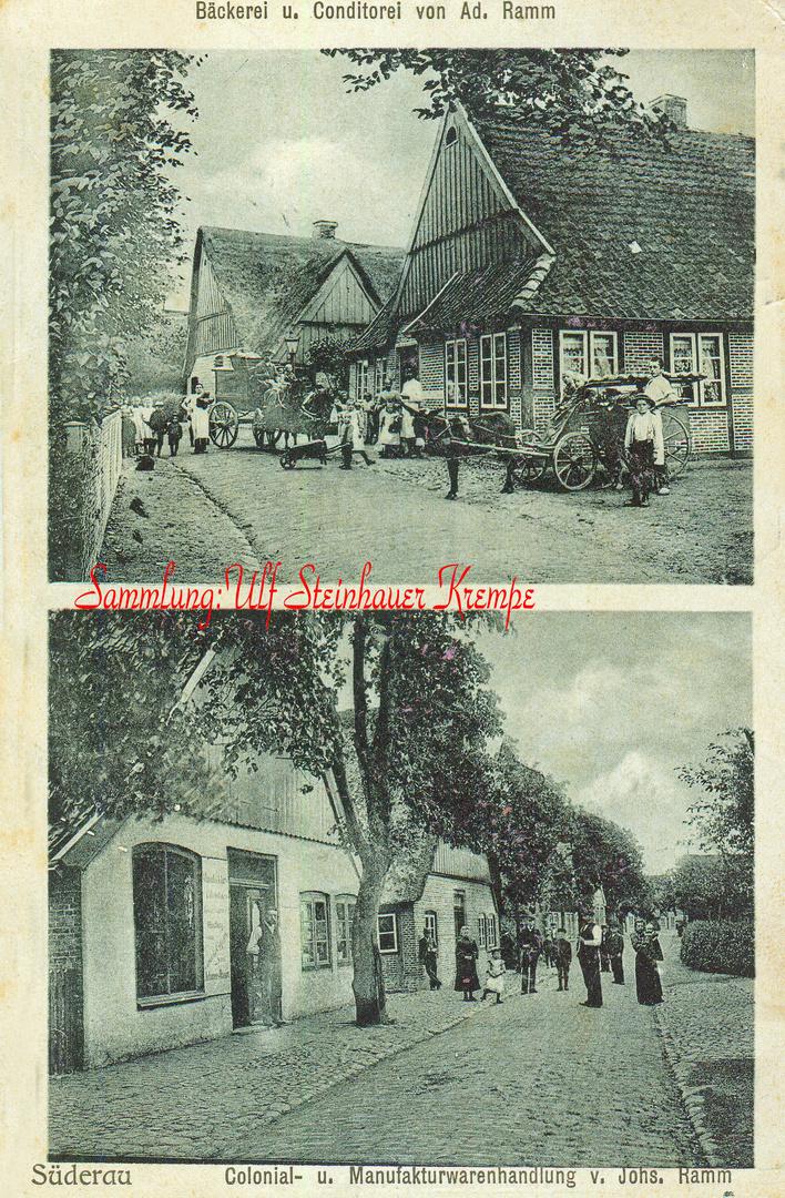 Süderau Kreis Steinburg