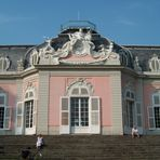 Südfassade von Schloss Benrath